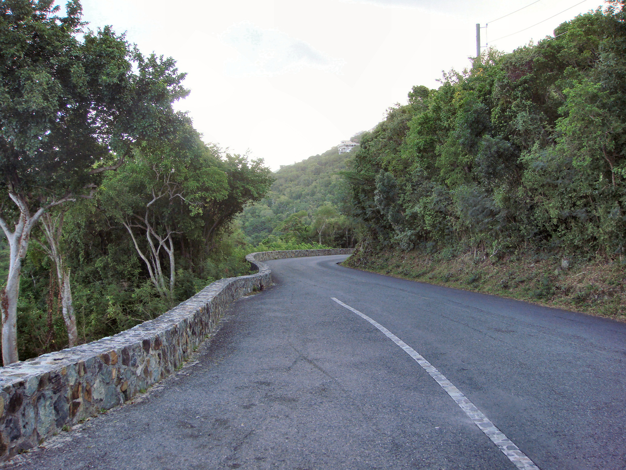 Path on St. John Island