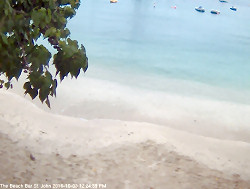 Beach Bar Cruz Bay webcam